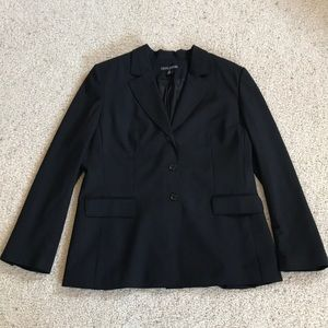 New, Casual Corner, Beautiful Black Jacket/Blazer